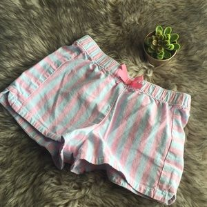 Vineyard vines girls coastside pull on shorts 7-8